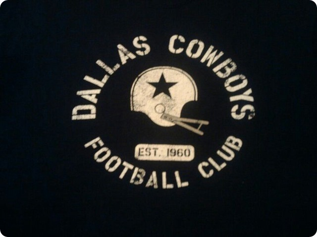 Dallas Cowboys Football Club - button