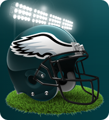 NFC East - Philadelphia Eagles 2013 - The Boys Are Back blog - button