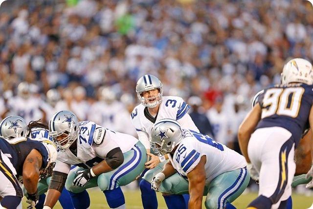 2014 Preseason Game Recap Dallas Cowboys Vs San Diego