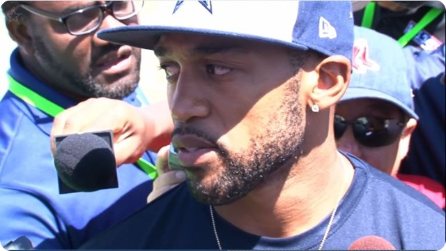FACING THE COACH, TEAM, MEDIA - Orlando Scandrick talks about his 4 game suspension - Jason Garrett Press Conference - Dallas Cowboys fan reaction - Analysis