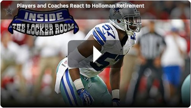 OVER BEFORE IT BEGAN - Dallas Cowboys LB DeVonte Holloman's suffers career-ending neck injury - Former coach, players react - LBs continue position shifts in aftermath