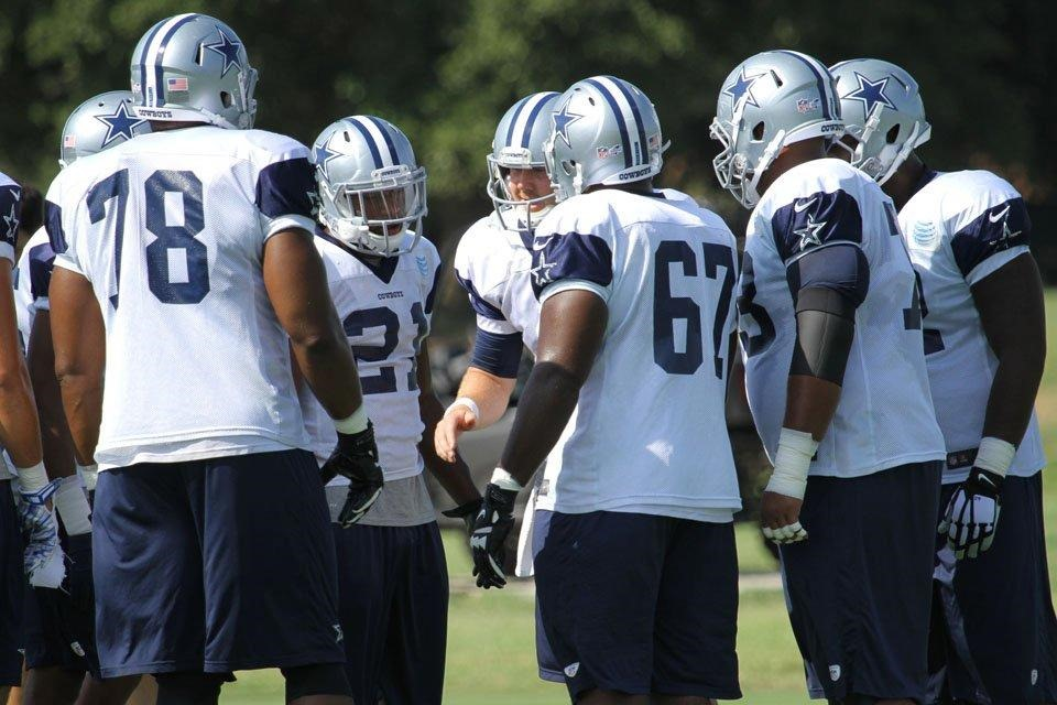 Dallas Cowboys Depth Chart