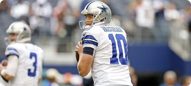 2015 DALLAS COWBOYS: Trust in Dustin–QB Plans | All aboard the McClain train | Think OT-Reinforcing Romo's wall | Free-Agency solutions