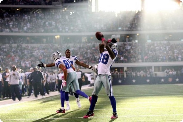 dallas cowboys wr dez bryant in the spotlight - the boys are back blog
