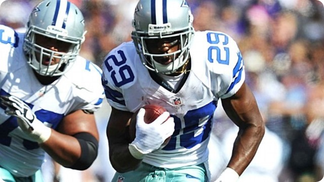 2015-2016 DALLAS COWBOYS: Racing the clock with a heavy rock–DeMarco Murray age factor