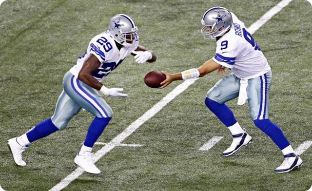 BRING BACK R-BACK ATTACK - Debating DeMarco Devoid–Missing Murray - Brewing Backfield Battles - Promising Players & Prospects - 2015 NFL Draft primer