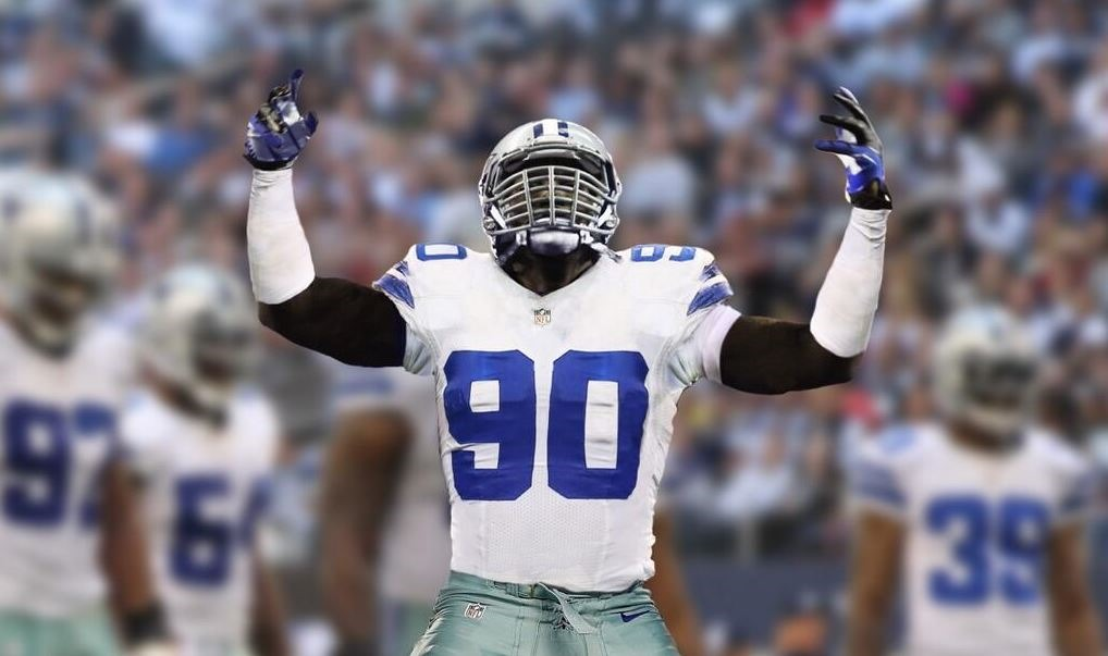 Official Nike Jerseys Cheap - Demarcus Lawrence | THE BOYS ARE BACK
