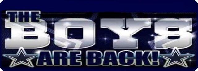 The Boys Are Back 2015-2016 Dallas Cowboys Schedule - Dallas Cowboys 2015 schedule - Dallas Cowboys 2015 Schedule - The Boys Are Back website 2015