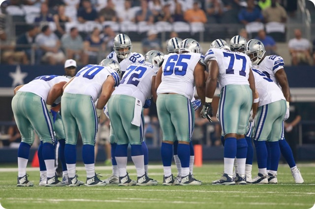 TRENCHES–REINFORCING ROMO'S WALL - Dallas' Depth Debate - Building on the Cowboys Offensive Line-han plan - Promising Players & Prospects - 2015 NFL Draft