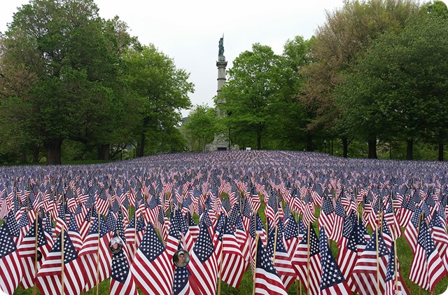 HAPPY MEMORIAL DAY 2015 - The Boys Are Back hopes you have a safe and enjoyable holiday weekend