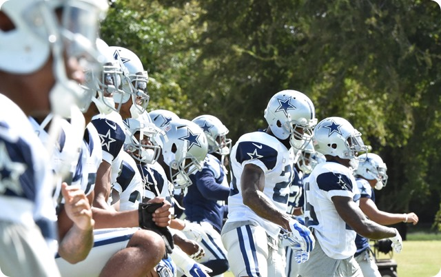 DALLAS COWBOYS GAMEDAY PRIMER - The 2015 Bone Bowl–Broken Bryant and DeMarco's Meat - Week #2 Practice & Injury Update