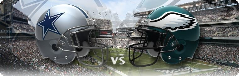 THE BOYS ARE BACK: Dallas Cowboys vs. Philadelphia Eagles | America's Team takes on another evil division rival in week #2 | First 2015-16 road game this afternoon | Dallas Cowboys gameday resources